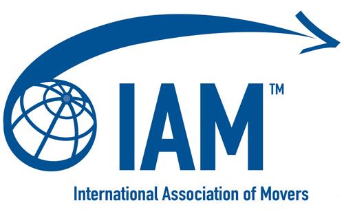 International Associating of Movers logo